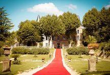 Wedding Rebecca & Tony / Provencal wedding of Rebecca & Tony - Chateau de Robernier. Cotignac - Aout 2013