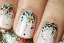 Nails Christmas!