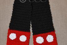 Themed crochet stuff
