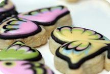 Cookie Inspiration ~ Spring / by Jolene Hausman