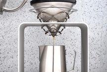 Manual brew coffee