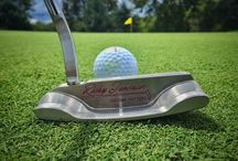 On Course Photos / Pictures of Ricky Johnson Custom Putters in action!