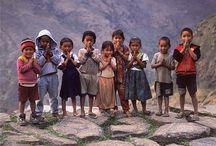 God's Wonderful Children of the world