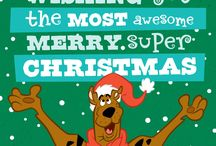 Season's Greetings / Season's Greetings (and crafting) from the Mystery Inc. gang!
