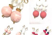 voluminous earrings