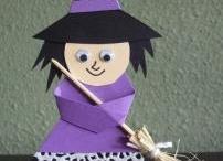 Čarodejnice, Halloween