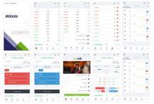UI Design / My Design for different Companies