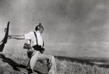 I like Robert Capa