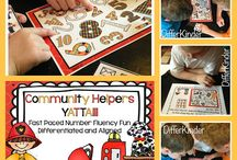 Number Fluency Fun! / A board dedicated to helping teachers find activities that support number fluency with K-2 students, with lots of freebies!!
