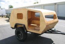 camping na vozíku
