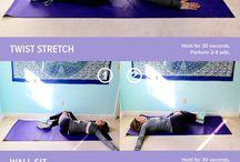 Ćwiczenia na kręgosłupa