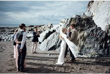Wedding Ceremony Inspiration / Inspiration for adventure wedding ceremonies and elopements for couples planning an adventure wedding.