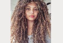 Capelli Ricci/Curly Hair
