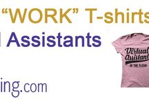 Virtual Assistant Clothing / Clothing for Proud Virtual Assistants #VirtualAssistants