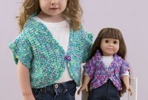 Doll clothing / by Lisa Byers