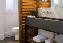 Salles de bains contemporaines