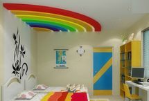 false ceiling for kids room