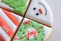 christmas cookies icing ideas