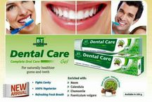 Homeopathy Oral care