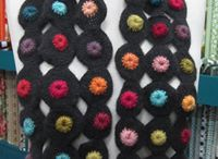 Stranded Colour / Creations in Strand Yarn using the more than 170 colours available