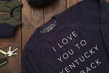 Kentucky / Things about our Old Kentucky Home.