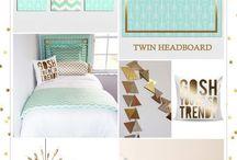 Muurdecoratie slaapkamer