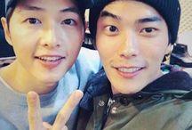 Korean Star Selfies