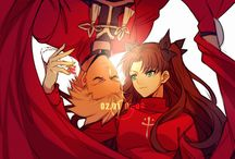 Fate stay night 弓凛