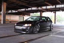 Audi A3 8P Sportback - Design Paris test19 / Audi A3 8P Sportback nach der Montage von unseren maßgefertigten Sitzbezügen. Design der Sitzbezüge: Paris: Leder-Optik (ZACASi Lederimitat) schwarz - mit vorher-Fotos