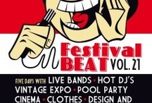 Festival Beat 2013 Salsomaggiore Terme / Festival Beat XXI-Battle of the Bands Salsomaggiore Terme(Parma)Italy  Start June 26-27-28-29-30  Live Bands-Dj's-Hawaiian  Pool  Party-Cocktails-Beat 45  Expo-Vintage  Market-Records-Pins-Memorabilia  SHUTTLE BUS Friday 28th and Saturday 29th From Salsomaggiore Terme to AreaLive Ponte Ghiara  EVERY 45min First Run from Parking Viale Del Lavoro(in front of Piscina Leoni) at 8pm Last Run from AreaLive to Salsomaggiore Terme at 6am