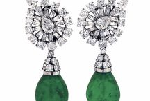 Fine emeralds