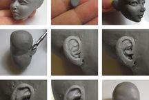 modelage sculpture
