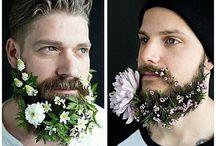 Mens flower power! / Next level men's trends
