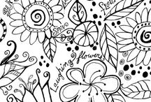 Doodles / by Barb Ridenour