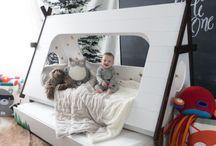 Toddler DIY beds