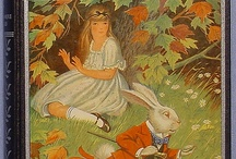 Childrens books / A collection of vintage childrens book covers