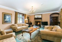 Sumptuous Sitting Rooms / Relax and unwind in a gorgeous sitting room. See more of our properties for sale in Yorkshire.