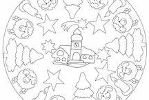 mandala natalizi
