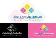 Logos / My logo designs made for international companies.