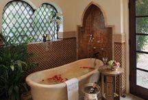 Salle de bain Maroc