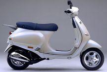 Vespa / Motorcycle