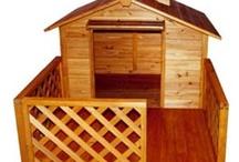 Perros - Dogs / Diferentes tipos de casas para perros. Una para cada necesidad: las tuyas y las de tu perro. / by Mary Angel Dávila