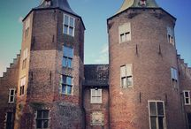 Travel: NL - Top Castles / Castles to see in the Netherlands