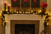 Christmas - Deck the Halls / Love a color theme for holiday decorating.  I choose a different color for each year.  This year will be pink and white to celebrate the birth of Jesus and also that he carried me through breast cancer five years ago.  / by Laura Jones