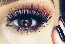 Eye Lashes/Extensions