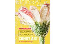 embrace...the lil things free online magazine