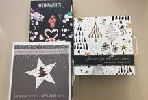 Weihnachtskarten 2017 /  Ganz neu eingetroffen sind bei uns die Kollektionen für Weihnachtskarten. Wir führen die Ordner von 2 Herstellern. Kommen Sie zu uns und stöbern Sie in den Musterbüchern. Mit hochwertigen Weihnachstkarten setzen Sie sich bei Ihren Kunden in ein positives Licht. Gerne beraten wir bei der Auswahl und Gestaltung Ihrer Weihnachtskarten. Ihre Druckerei Erdei Zentral in München