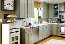 Kjøkken / Ideer til oppussing.