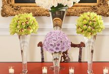 Floral Arrangements / Unique floral designs and arrangements by the one and only, Muscari Flowers & Events.