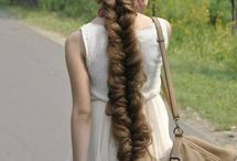 Long hair ispiration